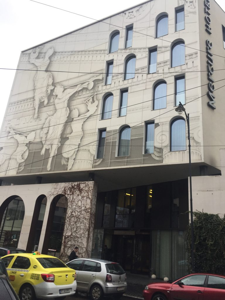 Hotel Mercure, Bucharest