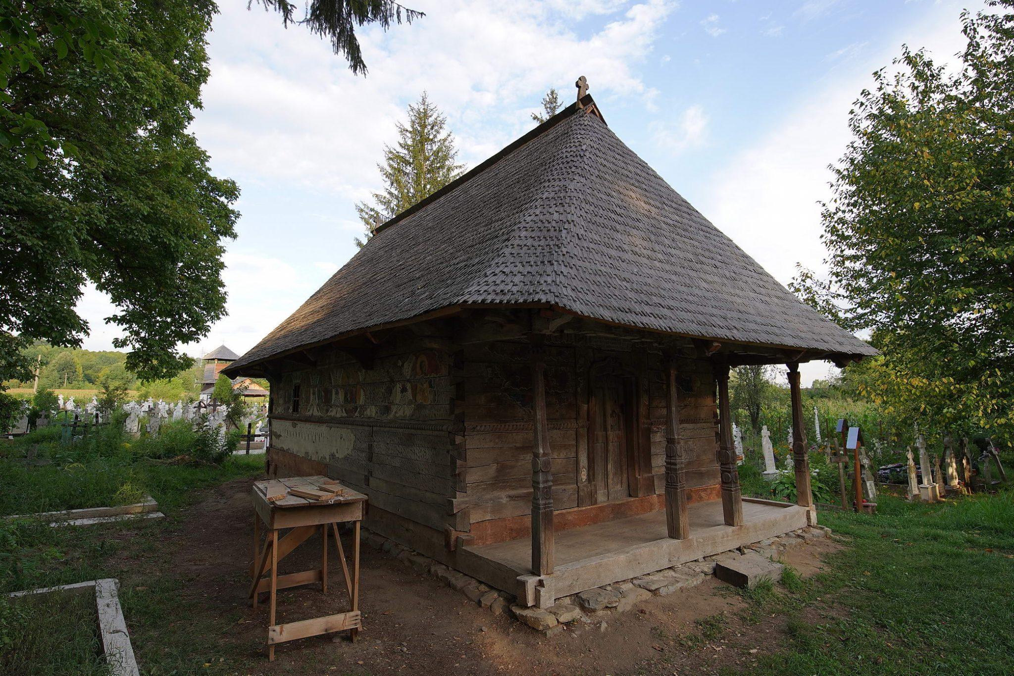 Biserica de lemn din Urși